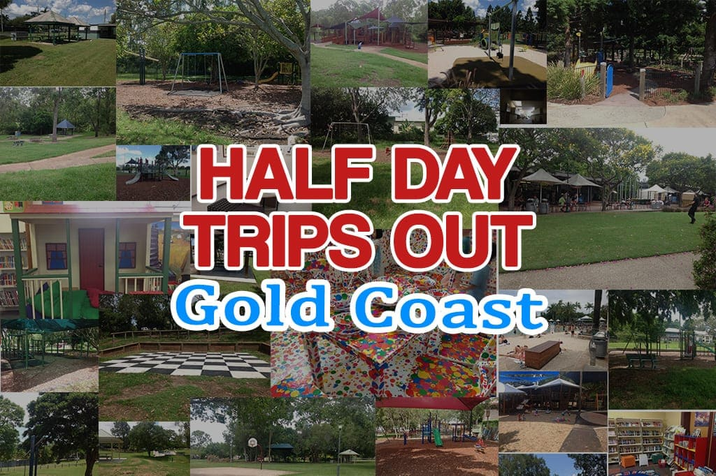 Brisbane Half Day Trips Gold Coast Train Line Families