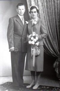 Rinus Musters en Marie van Kaam