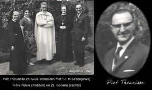 Theunisse, Petrus A. 25.07.1908 & Augusta Tomassen (foto)