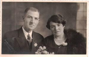 Ham, Gabriel L. van 28.04.1906 & Maria van der Weegen
