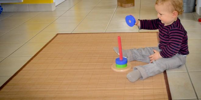 montessori pour enfants de 6 a 12 mois