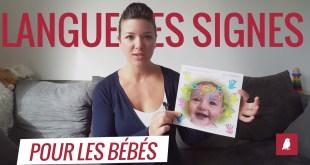 langue des signes pour bébés