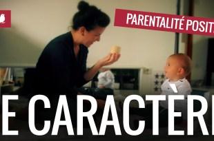 Développer le caractère de l'enfant
