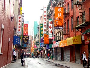 Chinatown New-York