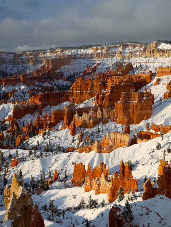 Bryce canyon - avril 2013