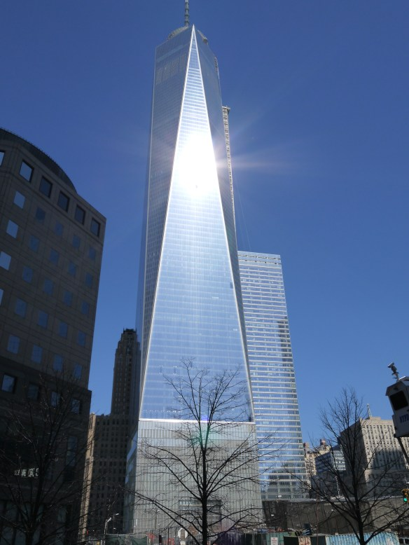 World trade center, Freedom tower
