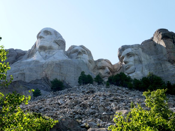 Mont Rushmore, South Dakota