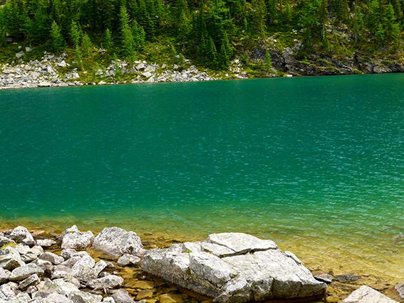 Lake Agnes, Banff