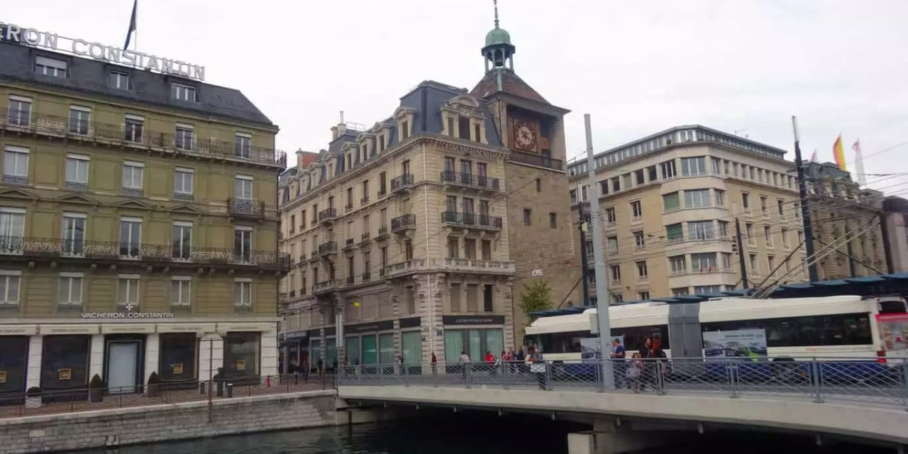 Balade vers Annecy puis Genève