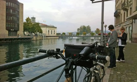 Photos d'Annecy et Genève