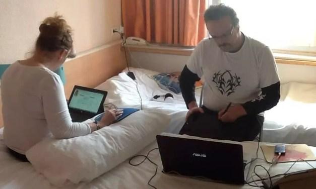 Vie nomade : Travail + Voyage = Galère de Wi-Fi…