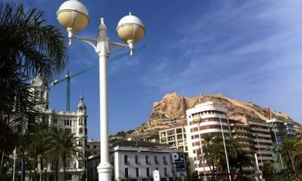 Sous le soleil d'Alicante