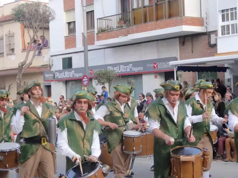 Et si je vous faisais découvrir le Carnaval de Chipiona ?