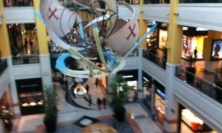 Notre quotidien: faire ses courses dans le plus grand centre commercial d'Europe à Lisbonne