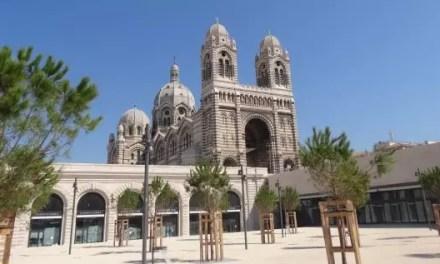 Marseille : La cathédrale de la Major et ses voutes