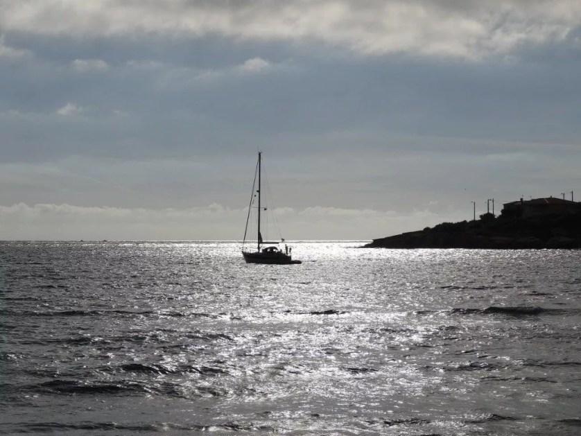 La mer-plage du Verdon-famille nomade digitale