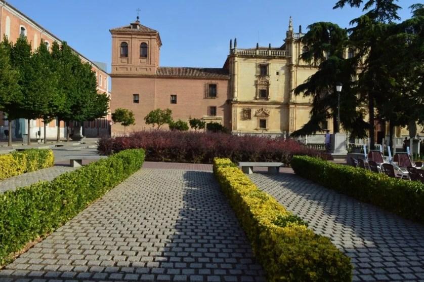 Prés de l université Alcala