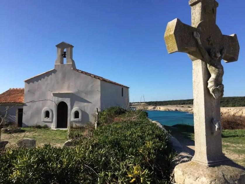 Chapelle de Ste Croix-Carro-La côte bleue-famille nomade digitale