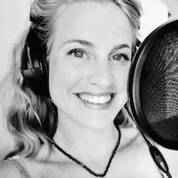 Marion Bouquet Voix Off