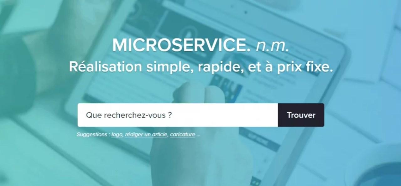 Avoir des revenus tout en voyageant : des microservices sur 5euros.com