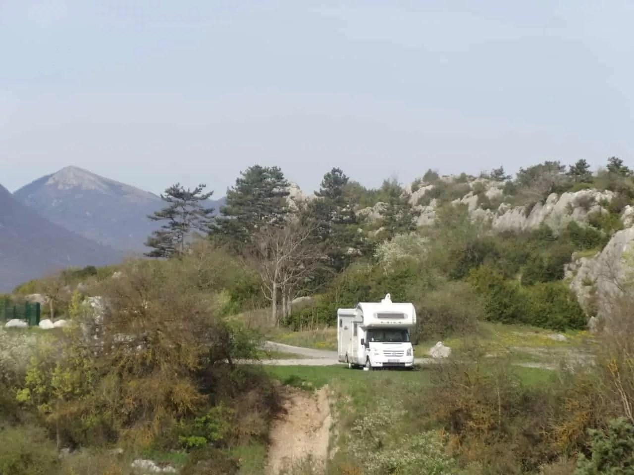Vivre en famille en camping car-famille nomade digitale