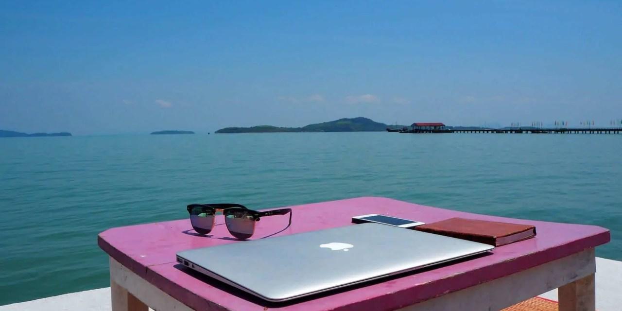 7 conseils pour devenir nomade digital Et voyager tout en travaillant