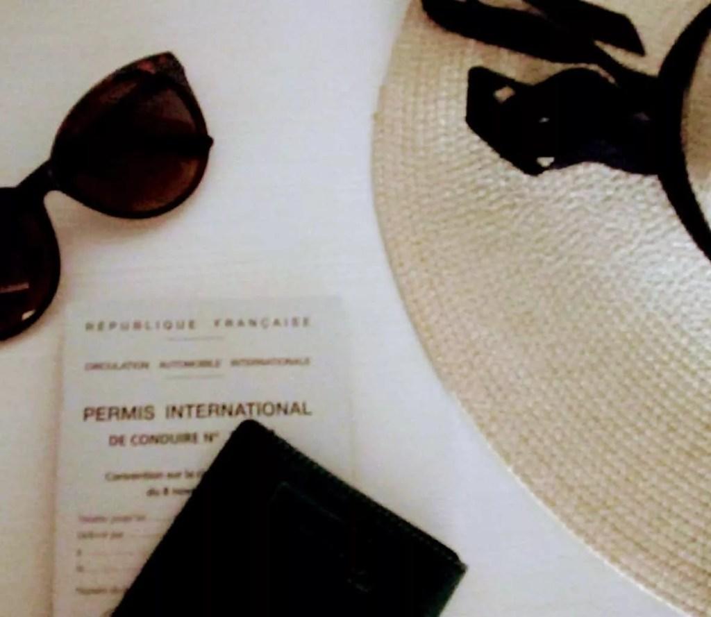 permis de conduire international