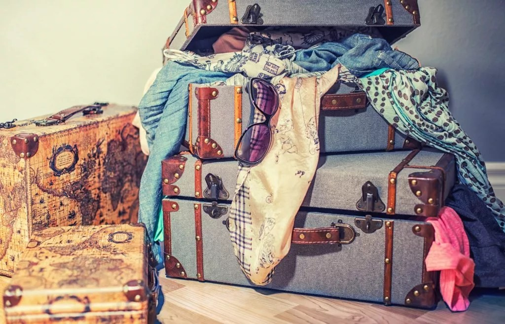 devenir nomade digital-minimalisme-valise