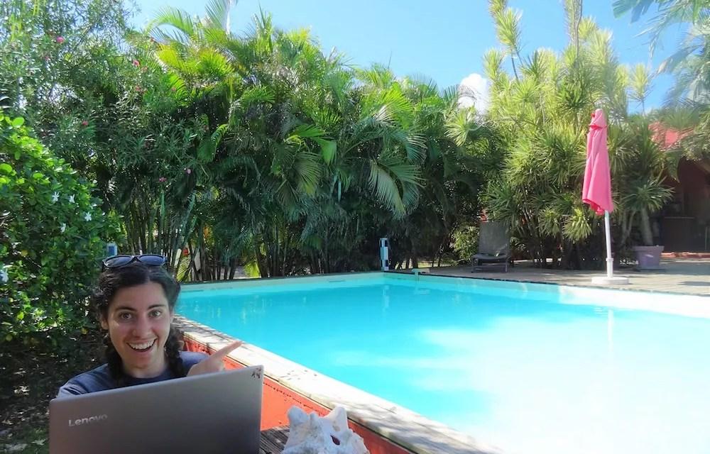Devenir Rédactrice Web pour une vie de voyage – L'interview de Pauline