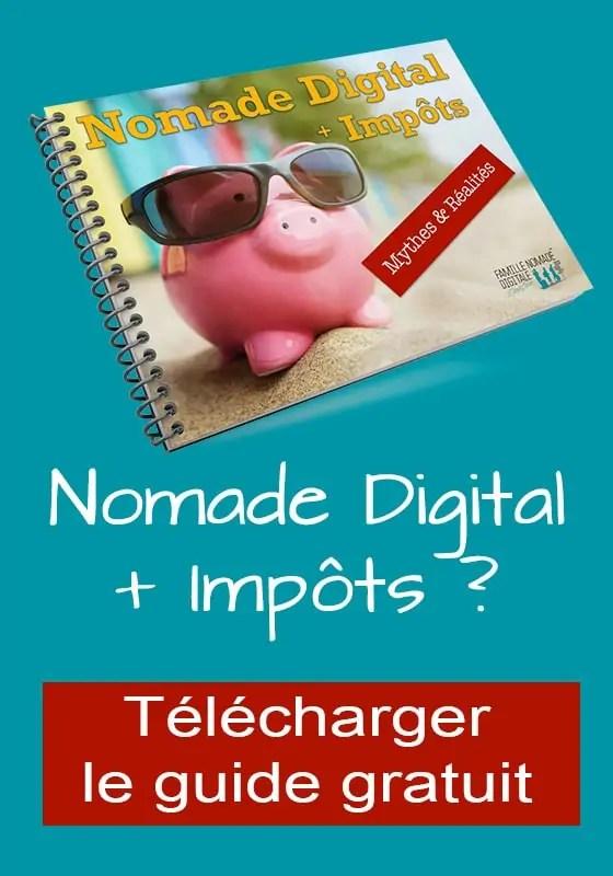 Télécharger le guide Nomade Digital + Impôts