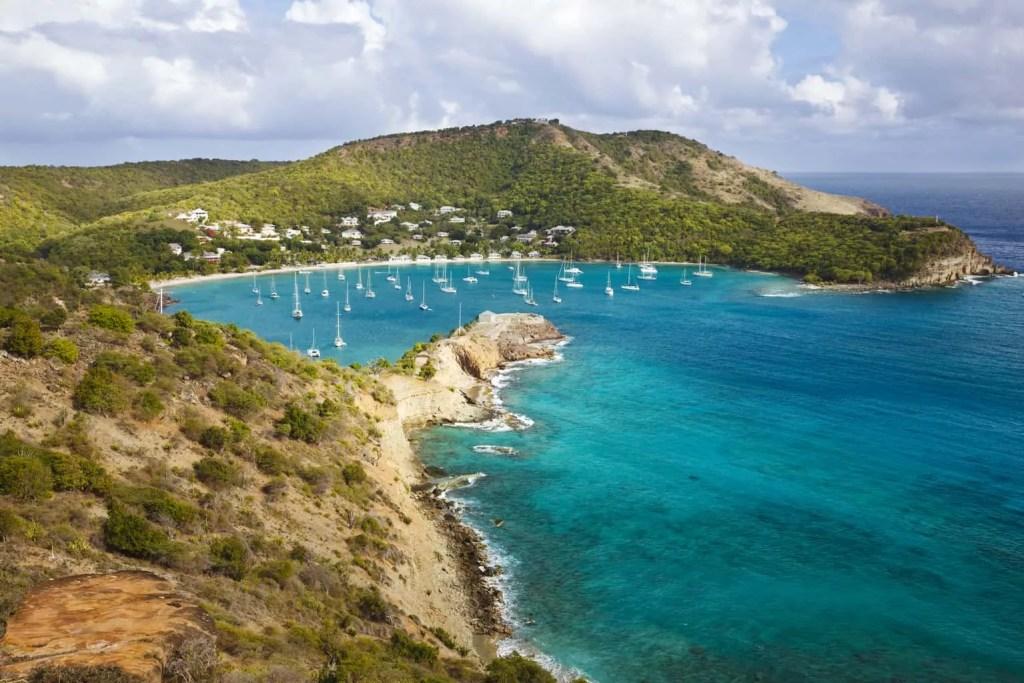 visa pour nomade digital -Antigua et Barbuda