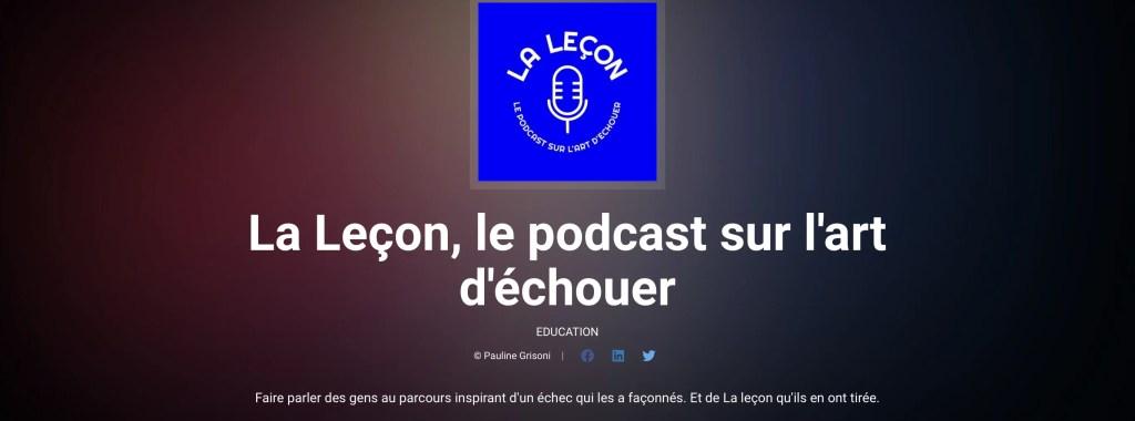 Podcasts inspirants pour entrepreneurs