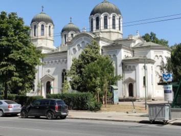 eglise orthodoxe a Sofia