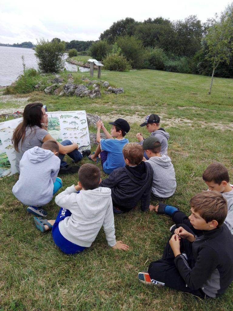 5 Tous à la pêche du 10 au 13 juillet 2017
