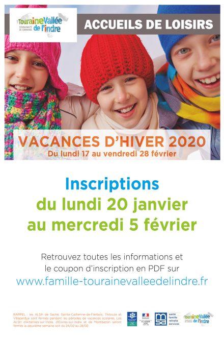 VACANCES HIVER 2020