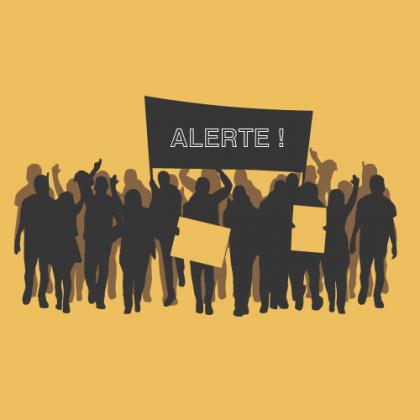 Alerte : grève jeudi 23 mai