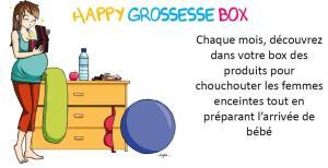happy grossesse box