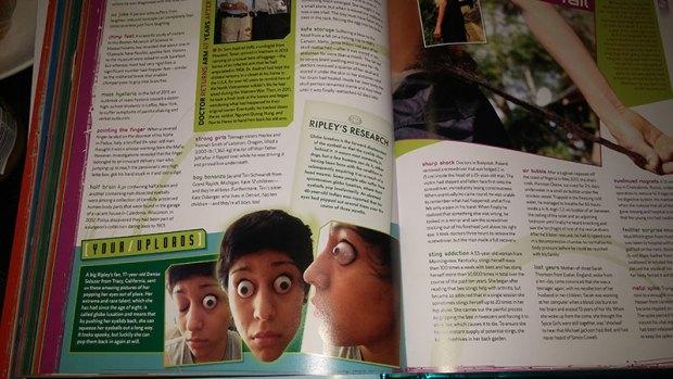 L'encyclopédie de l'Incroyable Ripley's