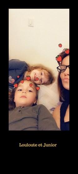 mes enfants et moi
