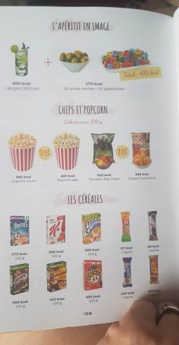 exemple indice calorique