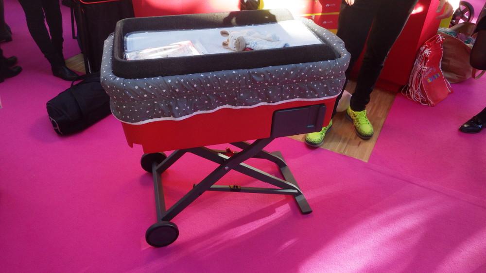 spot e-fluent 5 canailles dreams la multi valise multifonction bébé