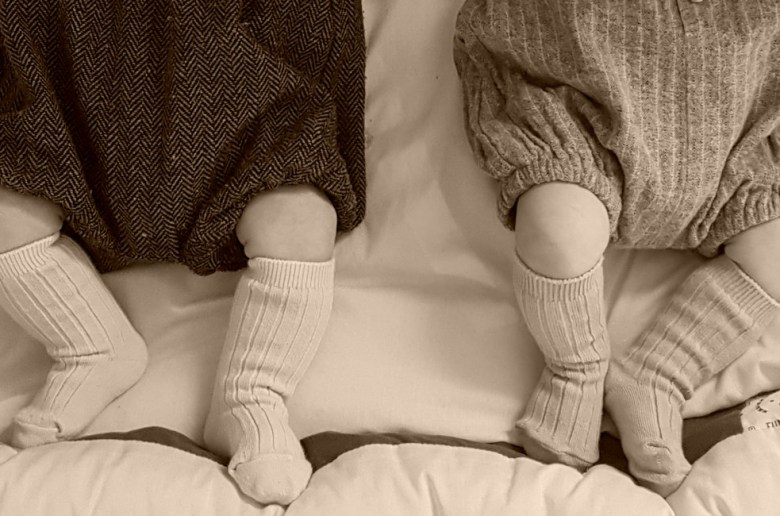 3 mois 4 jours jumeaux