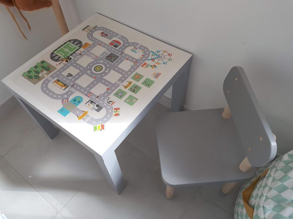 ikea table lack hack relooking