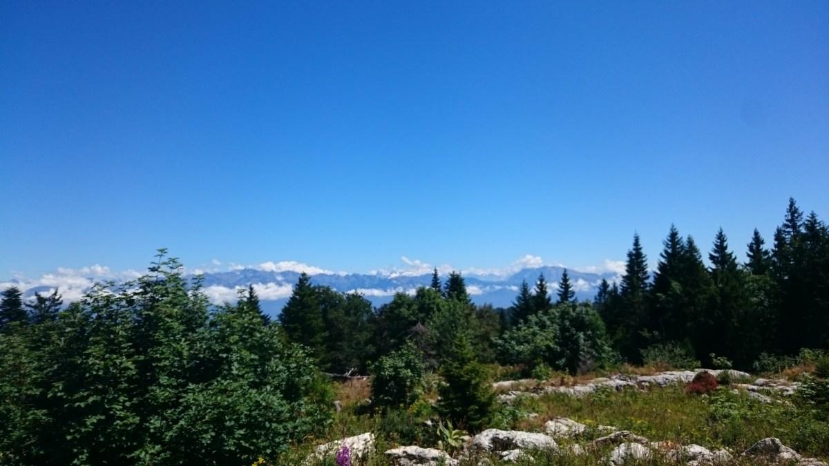 Trois randonnées dans le Vercors