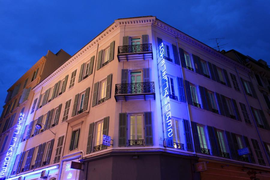 Hôtel des Flandres - Nice - www.niceartphoto.fr/Valery Trillaud
