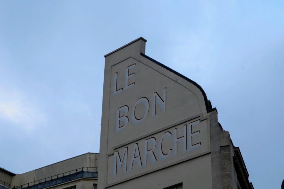 Le Bon Marché de Paris
