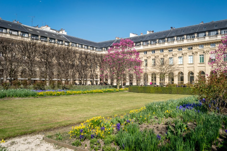 Jardin de Port Royal