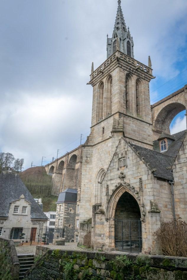 Eglise de Morlaix