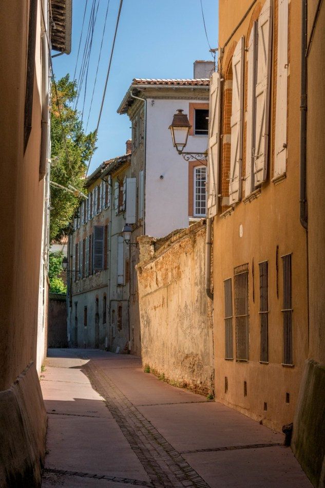 rues de Toulouse