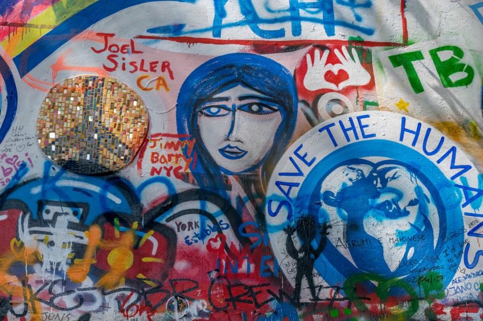 Mur de John Lenon
